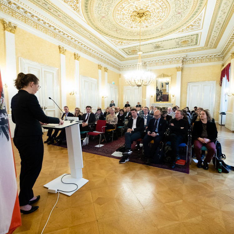 "Präsentation der OECD-Länderstudie ""Higher Education Innovate – Country Review Austria"" - Bild Nr. 8859"