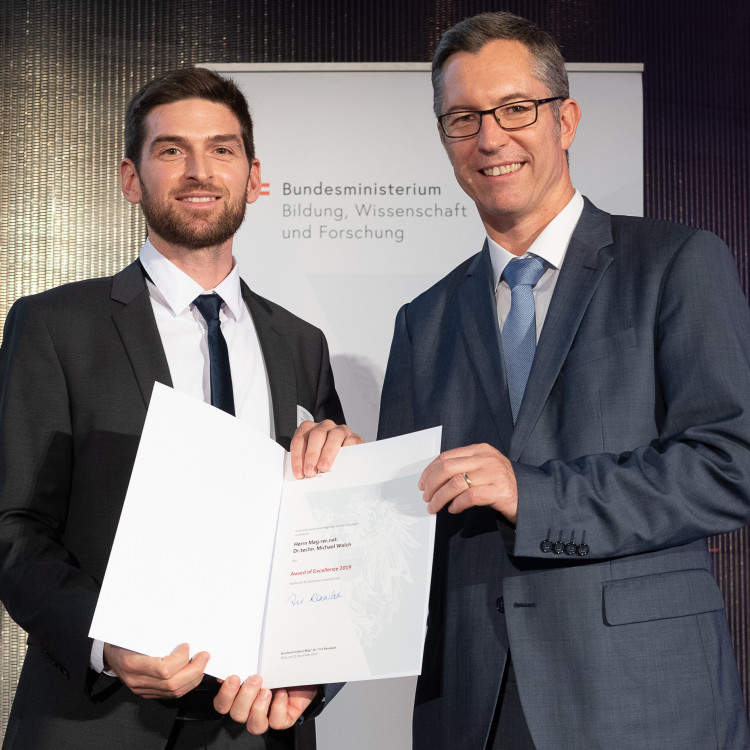 Award of Excellence 2019 - Bild Nr. 9045
