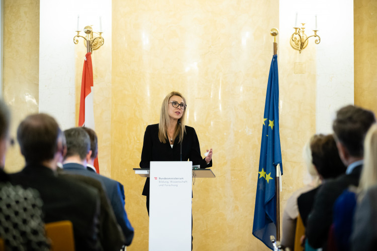"Präsentation der OECD-Länderstudie ""Higher Education Innovate – Country Review Austria"""