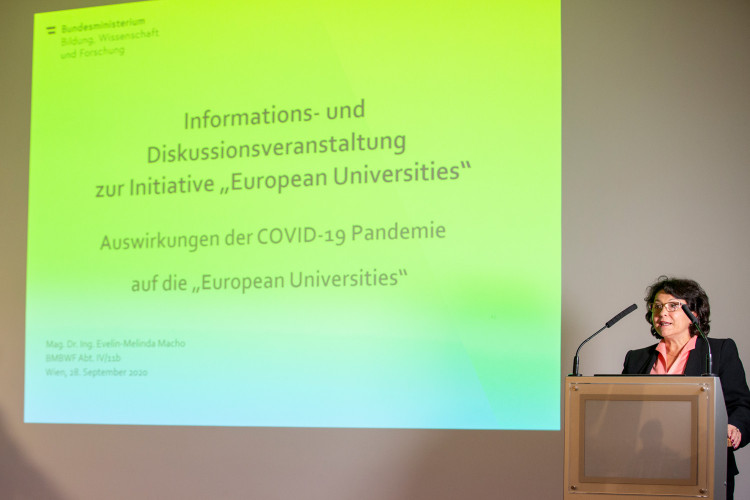 "Informations- und Vernetzungsveranstaltung zur Initiative ""European Universities"""